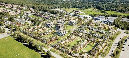Vil bygge opptil 1200 boliger på Fløysbonn