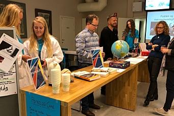 Inviterer elever og foreldre til Åpen skole