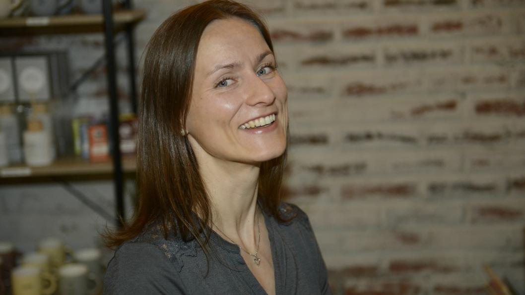 GASELLEDRØM: Rie Alexandra Walle, eier av Bedre Bedrift AS, har som mål å bli gasellebedrift.