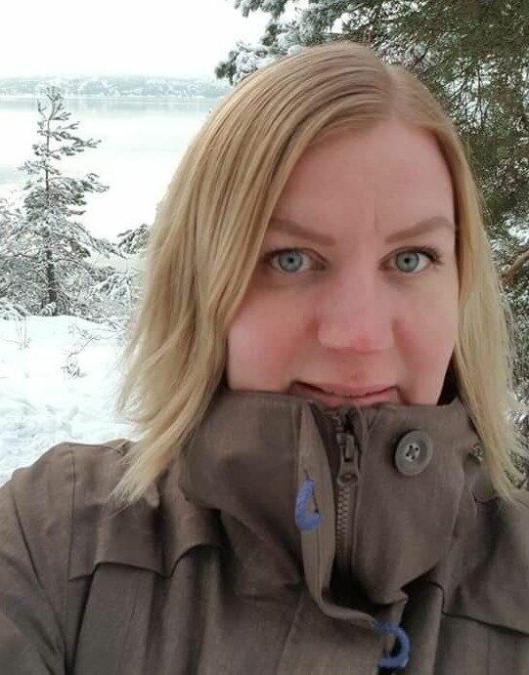 OPPFORDRER TIL STREIK: Lisa Marie Bergland Felin (37) fra Sofiemyr er lei av å høre om flere utsettelser.