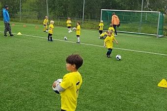 Førsteklasses fotball