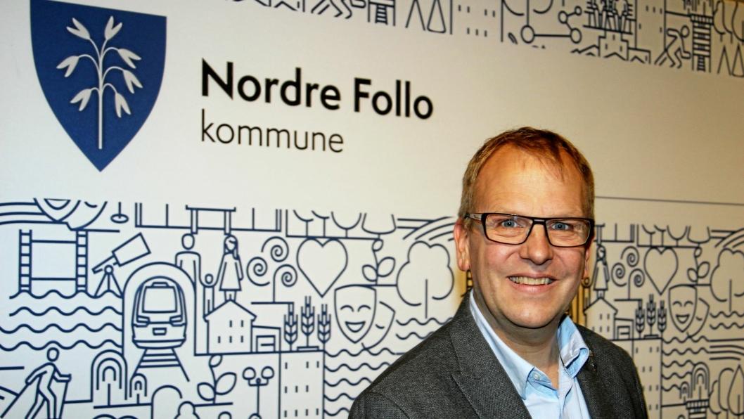 FORSVARER HØYRES POLITIKK: Helge Marstrander (H) har blitt valgt inn i kommunestyret og formannskapet i Nordre Follo.