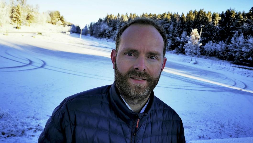 FORSKJELLER: – Større forskjeller truer grunnleggende verdier i Norge, skriver Oddbjørn Lager Nesje, gruppeleder for Arbeiderpartiet i Nordre Follo.