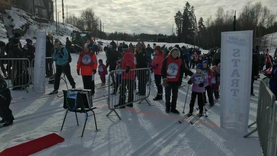 SKIDAG: Barnas Holmenkolldag arrangeres for 28. gang førstkommende søndag.