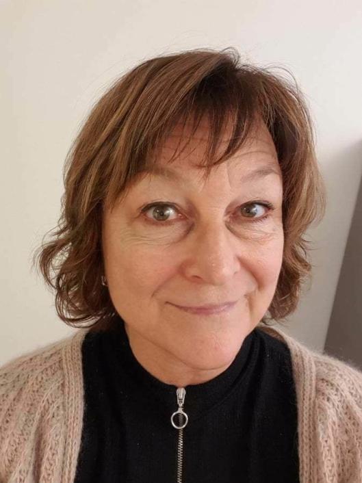– LIKE MIDDAGER I HELE OPPEGÅRD: – Middagene blir levert fra ISS og er det samme som blir servert ved de øvrige sykehjemmene i tidligere Oppegård kommune, sier virksomhetsleder på Høyås bo- og rehabiliteringssenter, Kristine Lund.