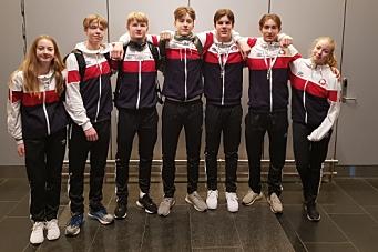 Blant Norges beste spillere