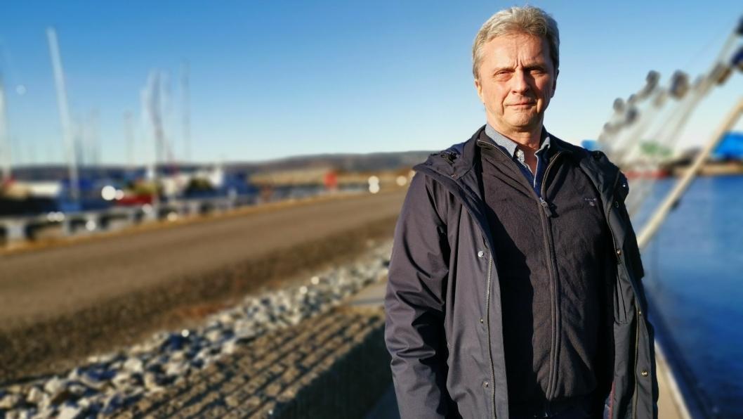 OPPGITT: Nestleder i Oppegård Båtforening er oppgitt over det styret mener er manglende kommunikasjon fra Oslo kommune.