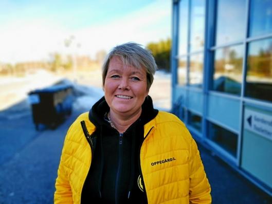 STATUS: Hege Frøyna holder kontakt med kommuneoverlegen og idrettsforbundet. Foreløpig er all aktivitet avlyst frem til mandag 16.mars.