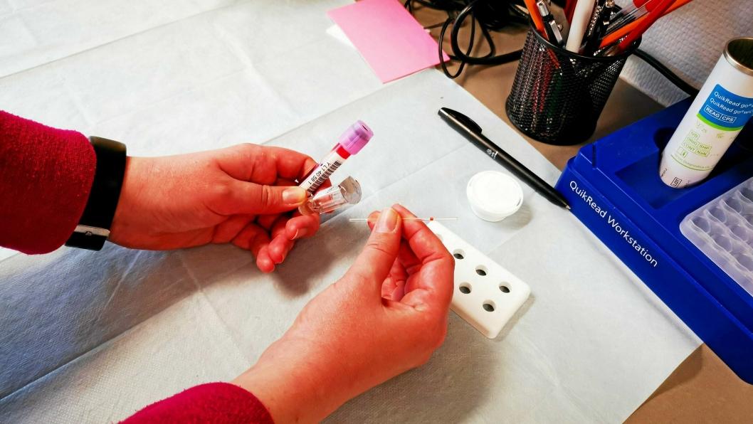 FLERE SMITTEDE: Til sammen er 11 personer nå smittet av koronaviruset i Nordre Follo.