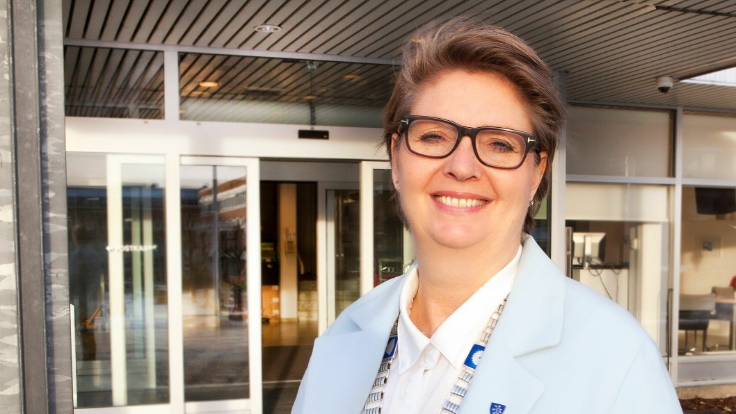 FRIVILLIGHET I KRISESITUASJONER: – Det er flott å vite at vi har ildsjeler som ønsker å hjelpe de andre i en slik krisesituasjon, sier ordfører Hanne Opdan i Nordre Follo kommune.