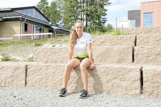 HUSK PAUSENE: Kristin Granum Rosebø oppfordrer til å ta pauser, og gjerne gå en tur også..