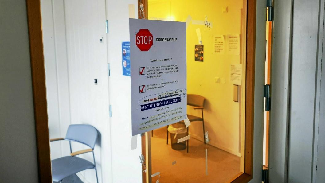 18 SMITTEDE: Hittil har det blitt registrert 18 smittede i Nordre Follo.