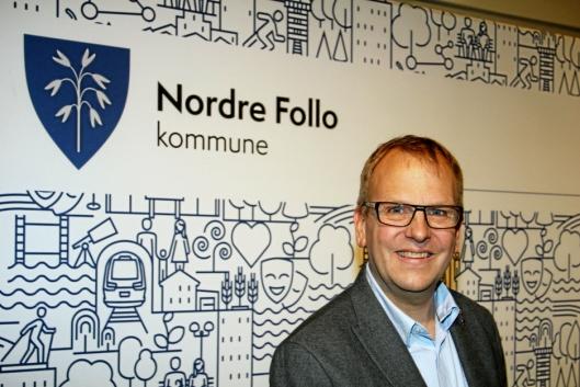 SA NEI: Helge Marstrander er blant Høyres medlemmer i formannskapet.