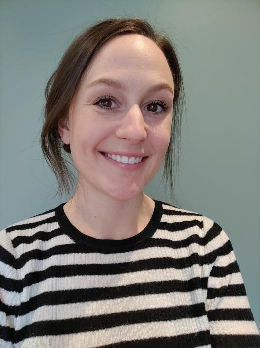 AVDELINGSLEDER: Caroline Norderhaug er avdelingsleder for psyskisk helseteam i Nordre Follo.