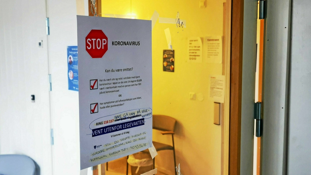 TILTAK: – Vi har satt i gang alle aktuelle smitteverntiltak rundt beboeren, forteller smittevernlege Monica Biermann