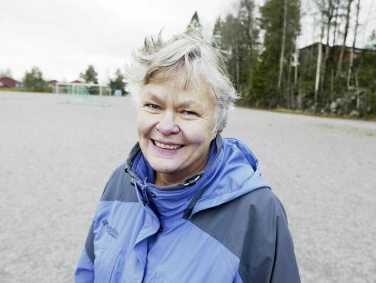 SOLID: Nina Vøllestad synes regelverket utarbeidet for svømmerne er godt gjennomtenkt.