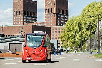 Selvkjørende busser kommer til Nordre Follo