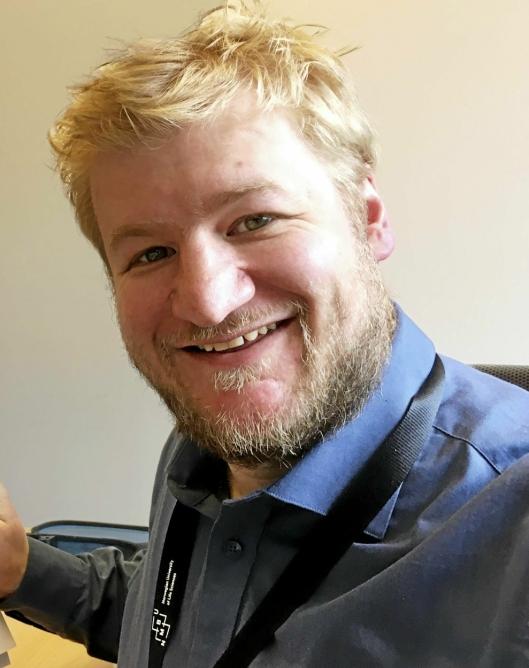 AP-LEDER: Morten Ellingsen er leder for Nordre Follo Arbeiderparti.