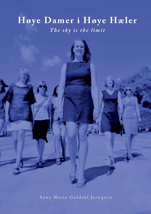 """BLE LANSERT 10. MAI: I boken møter vi 15 kvinner fra klubben """"Høye Damer i Høye Hæler"""", som deler sine historier. Boken kan nå bestilles på nett hos blant annet Tanum, Norli, Ark og Haugenbok."""