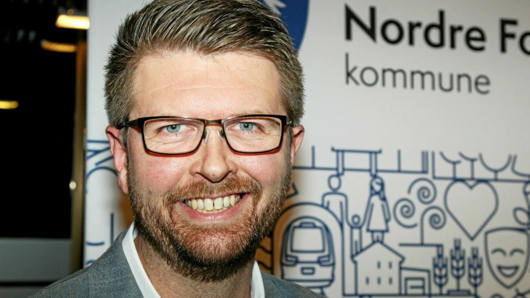 OPPLEVER STOR ARBEIDSBELASTNING: Hans Martin Enger (MDG) er per i dag varaordfører i Nordre Follo kommune, leder for partssammensatt utvalg, medlem av formannskapet og kommunestyret i tillegg til vervet som medlem i utvalget for oppvekst, idrett og kultur (OIK).
