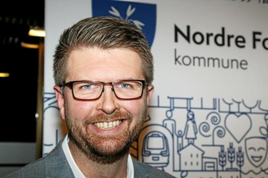VARAORDFØRER: Hans Martin Enger er varaordfører i Nordre Follo, og bibliotekar ved Nordre Follo bibliotek.