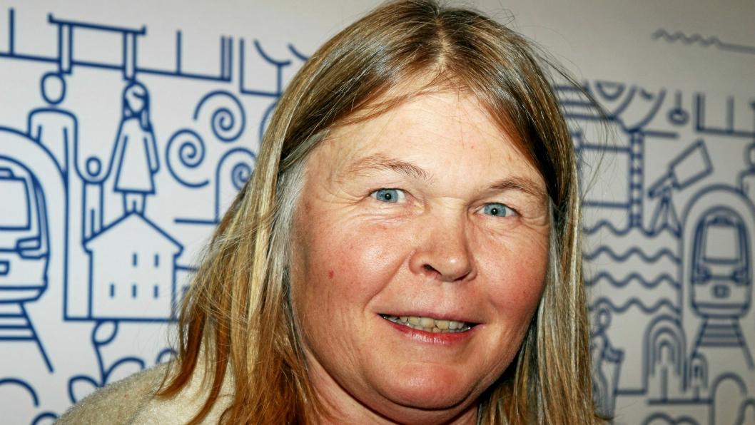 SP-POLITIKER: Hilde Widerberg er lokalpolitiker for Senterpariet og medlem av 17. mai-komiteen i Nordre Follo.