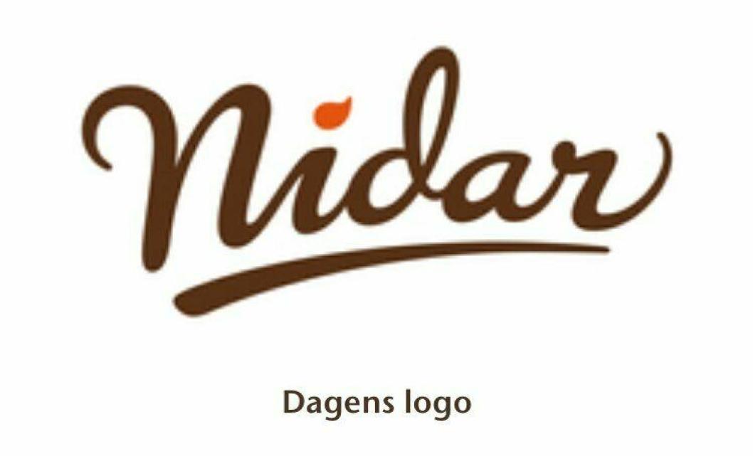 DEN NYESTE LOGOEN: Det har vært ni logoer gjennom tidene.