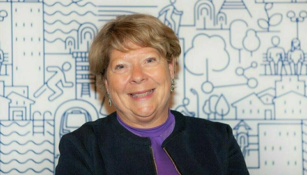 NY RÅDMANN: Jane Short Aurlien starter som konst. rådmann i Nordre Follo fra 7. september.