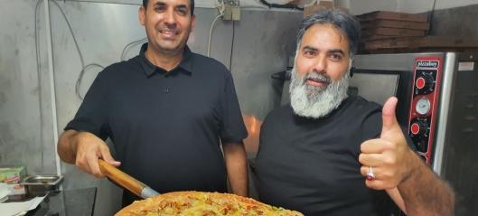 Ønsker å være pizzakongen av Oppegård