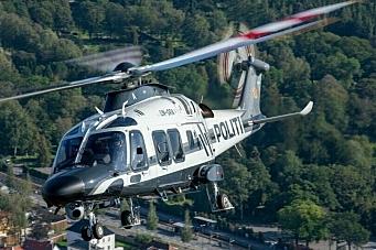 Helikoptertestene forskjøvet til onsdag