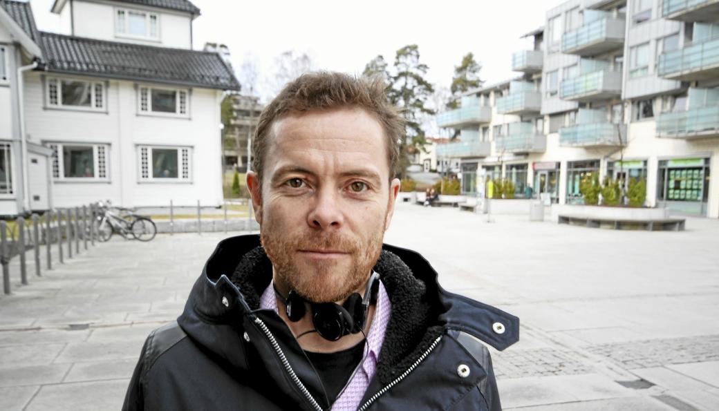 KOMMUNIKASJONSSJEF: Jens Nordahl fra Kolbotn er kommunikasjonssjef i Vinmonopolet.