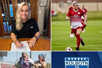 Her signerer amerikanske Meg (22) for Kolbotn