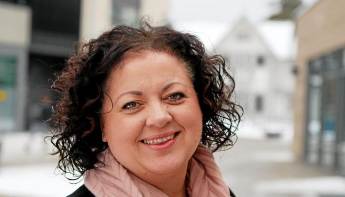 UHELDIGE EPISODER: Kommunikasjonssjef Pia Kathrine Løseth i Follo Ren forteller om hendelser hvor kunder kjefter på de ansatte fordi de må vente.