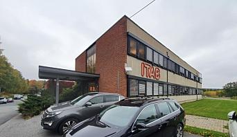 HAR LEIEAVTALE PÅ TI ÅR: ITAB har holdt til i Fløisbonnveien 5 i fire år. Foto: Yana Stubberudlien