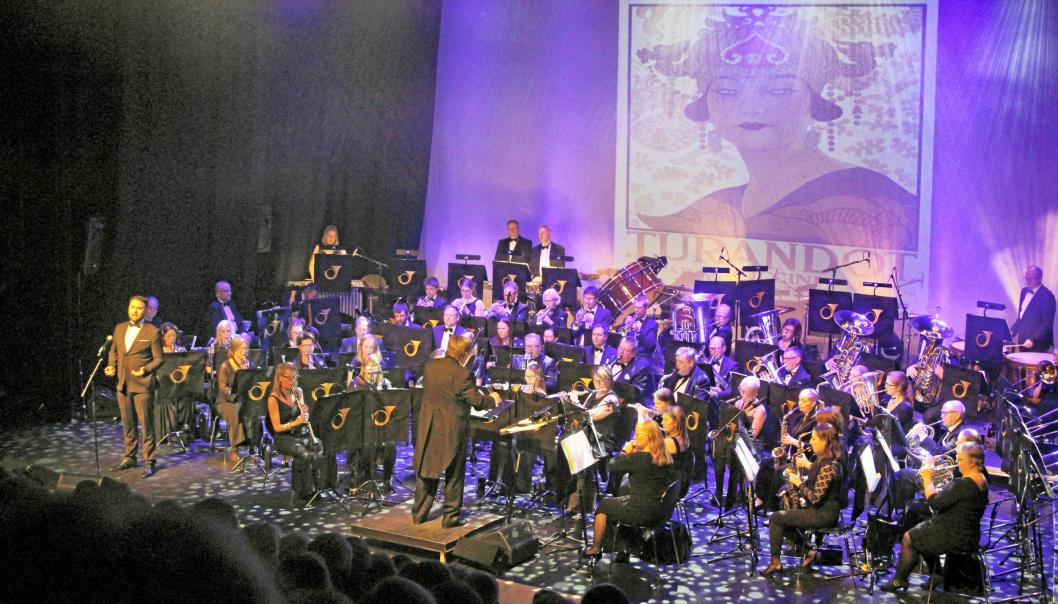 Nyttrskonsert 2020. Oppegrd Janitsjar. Dirigent Bjrn Morten Kjrnes. Solist Alexander Pavelich.