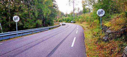 Ønsker fartsreduksjon på Gamle Mossevei