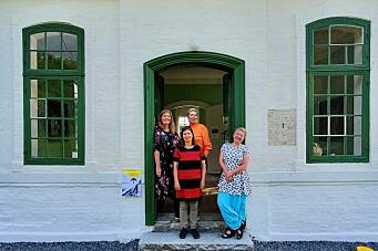 Byr på tre uker med pop-up-kunst på Kolbotn torg