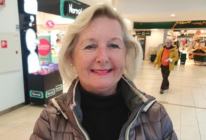 Hanne Mette Gjelsvik (69) fra Kolbotn.