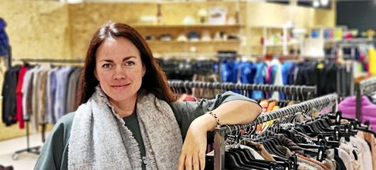 Butikken på Sofiemyr er historie – lørdag åpner OMA på senteret