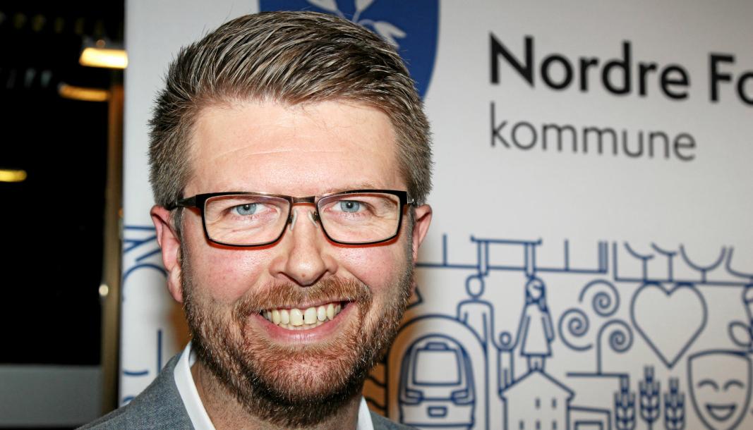 VARAORDFØRER: Hans Martin Enger er varaordfører og gruppeleder for MDG i Nordre Follo.