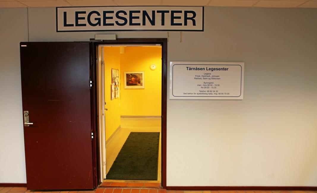150 AV 159: Tårnåsen legesenter har 150 av de totalt 159 ledige plassene i tidligere Oppegård kommune.