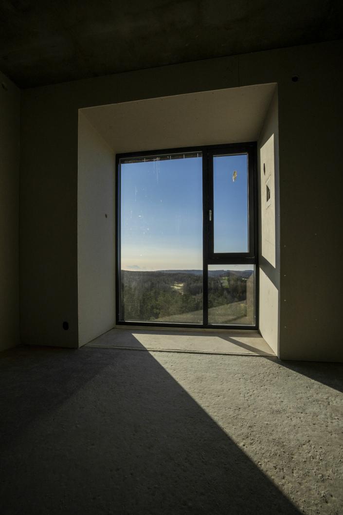 ÅTTE ETASJER: Hotellet skal ha 104 rom og være på åtte etasjer. Foto: Kristian Gundersen