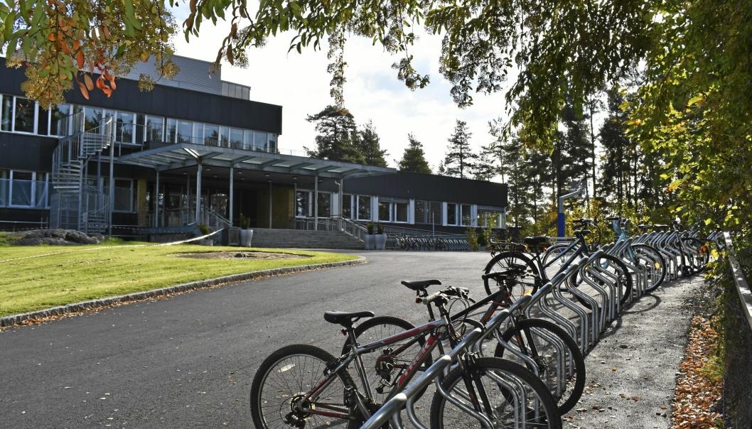 SMITTE OG KARANTENE: Koronasmitten har kommet til Ingieråsen skole. Fredag kveld melder kommunen om et tilfelle tilknyttet skolen.