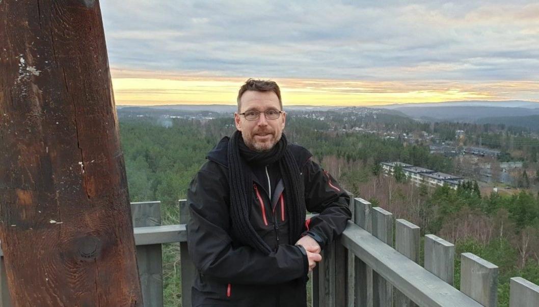 BLE PROVOSERT: Jarle Halvorsen fra Sofiemyr ble provosert av innlegget skrevet av Tønnes Steenersen (FrP). Foto: Privat