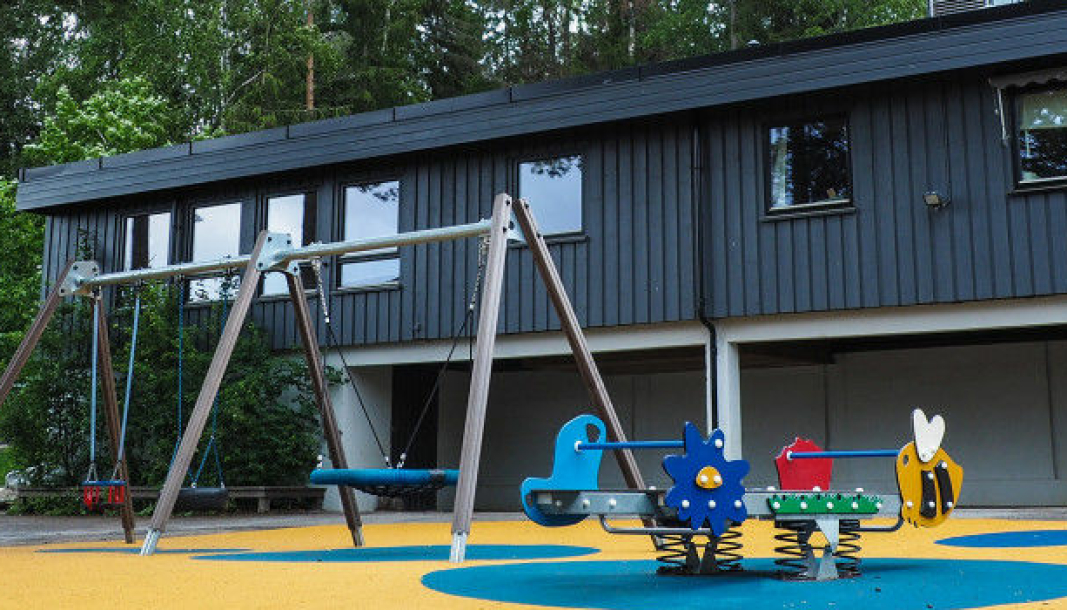 KORONASMITTE: 34 personer er i karantene etter et tilfelle av Covid-19 ved Augestad barnehage avdeling Tårnåsen.