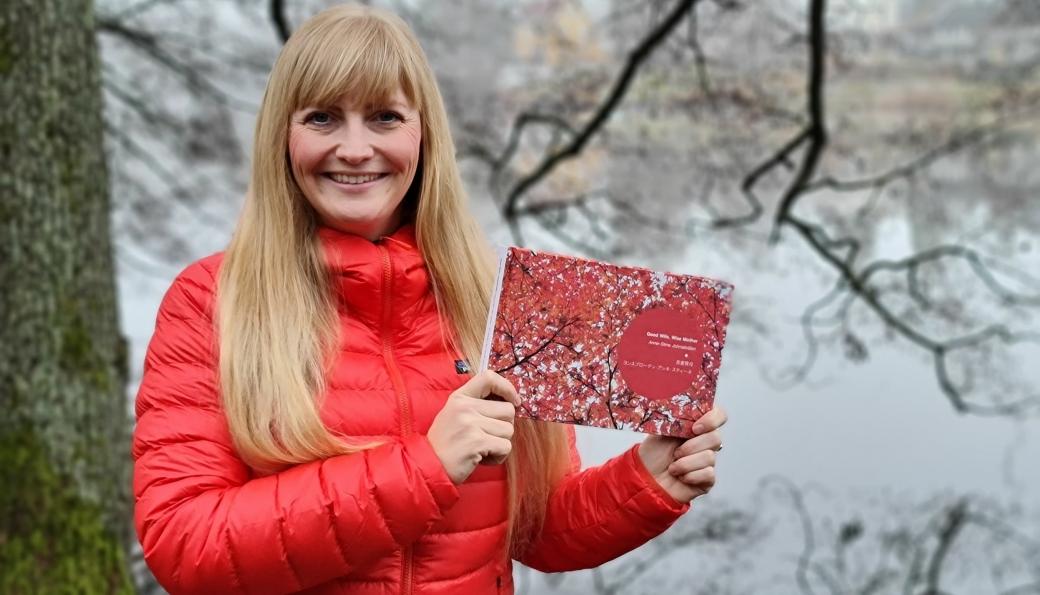 NY BOK:: Anne Stine Johnsbråten fra Kolbotn har gitt ut dokumentarboken «Good Wife, Wise Mother». Gjennom bilder og tekst skildres kvinner og kjønnsroller i Japan.