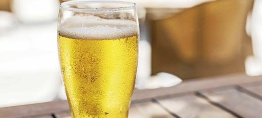 Åpner opp alkoholserveringen igjen – med spiseplikt