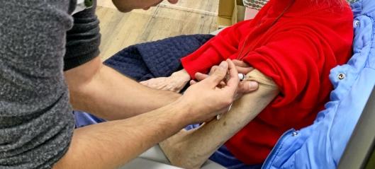 Nordre Follo rigger seg for vaksinering
