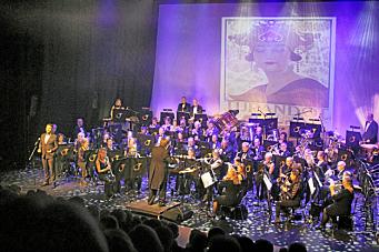 Nyttårskonserten utsettes til mars