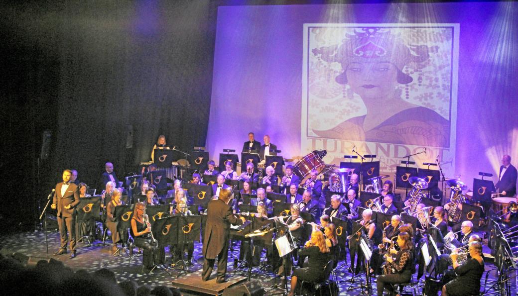 NYTTÅR I MARS: 2021 får en aldri så liten restart når Oppegård Janitsjar inviterer til nyttårskonserter i mars neste år. Dette bildet er fra årets konsert.